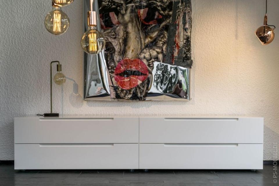 mell von interl bke sideboards ps wohndesign. Black Bedroom Furniture Sets. Home Design Ideas