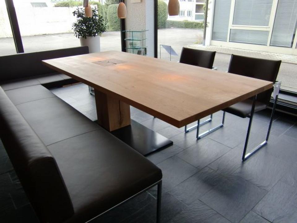 mono von asco neu esstische ps wohndesign. Black Bedroom Furniture Sets. Home Design Ideas