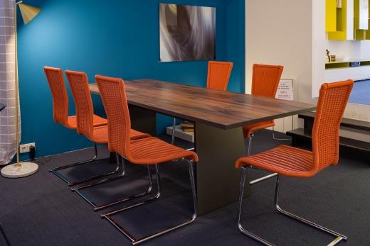 arezzo von asco esstische ps wohndesign. Black Bedroom Furniture Sets. Home Design Ideas